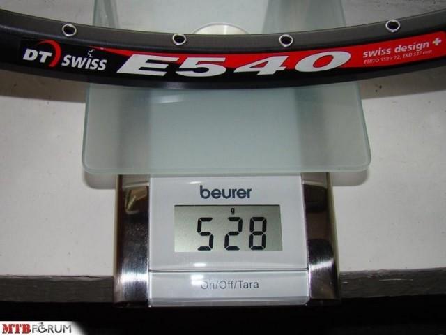 Обод DT Swiss E 540