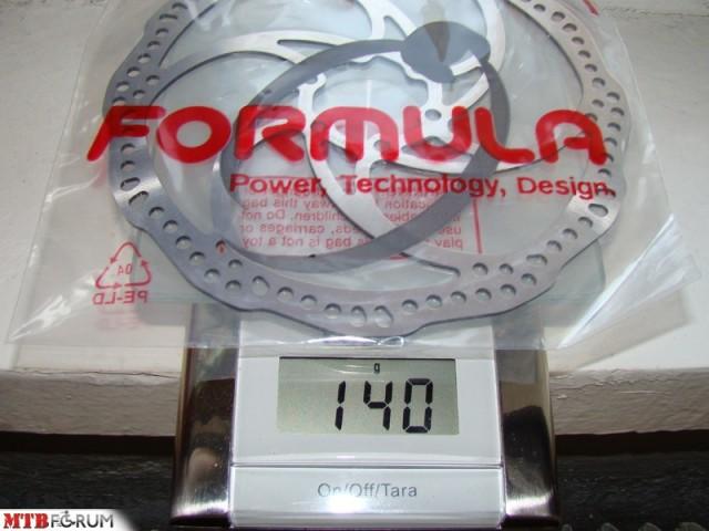 Диск Formula (180мм)