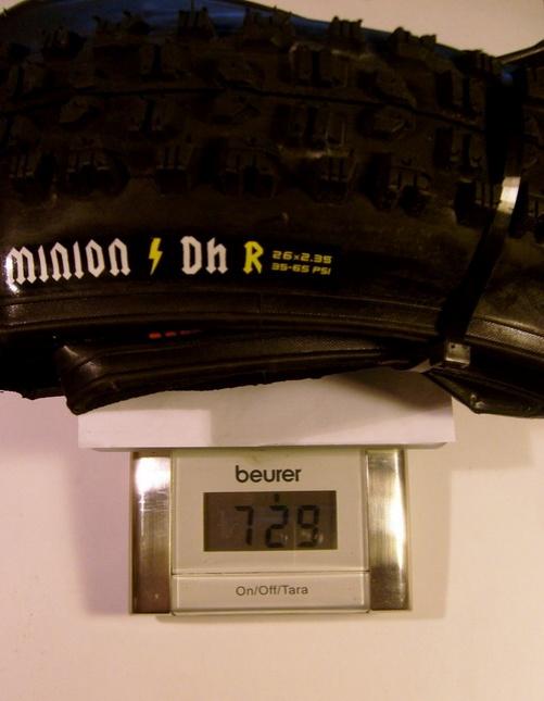 Maxxis Minion DHR 2.35